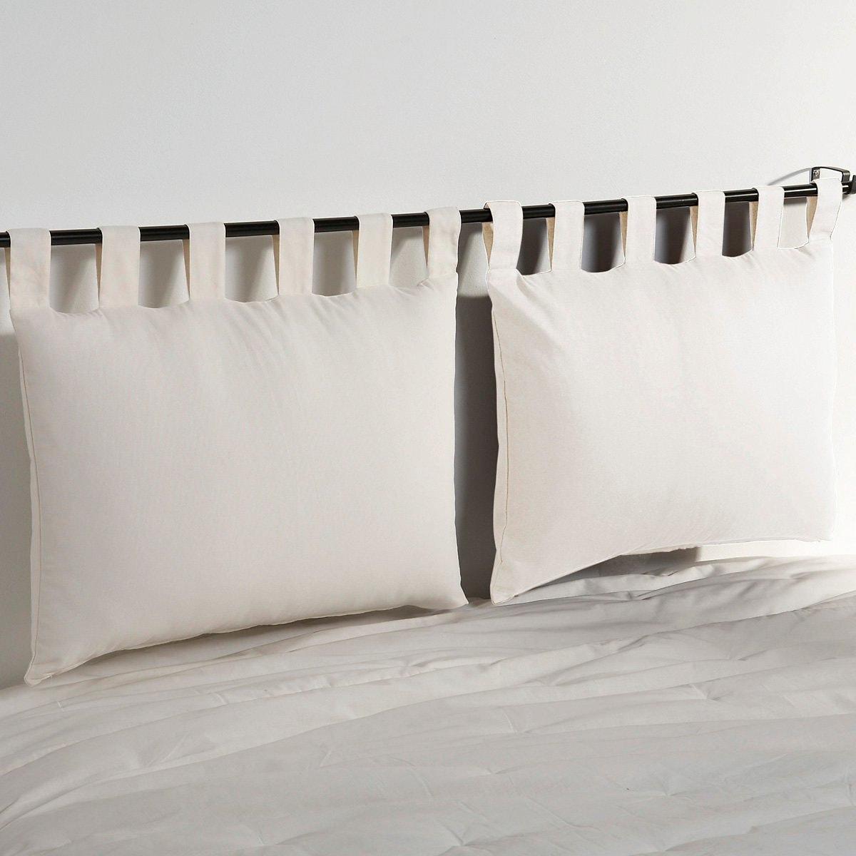 Κάλυμμα για κεφαλάρι κρεβατιού (σετ των 2) σπιτι   κρεβατοκάμαρα   προστατευτικά καλύμματα