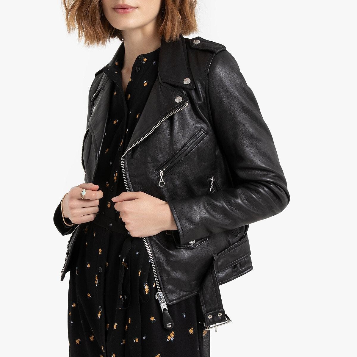Δερμάτινο biker Jacket Perfecto LCW 8600 γυναικα   πανωφόρια   δερμάτινα