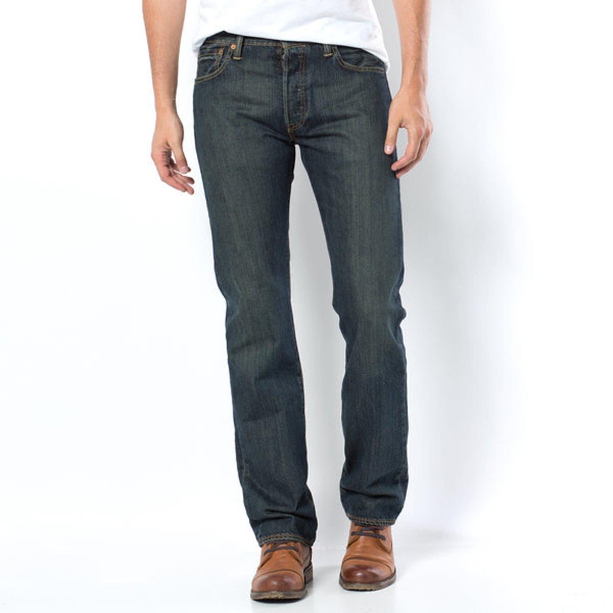 c8f3a7b104b2 501 Regular Straight-Leg Denim Jeans