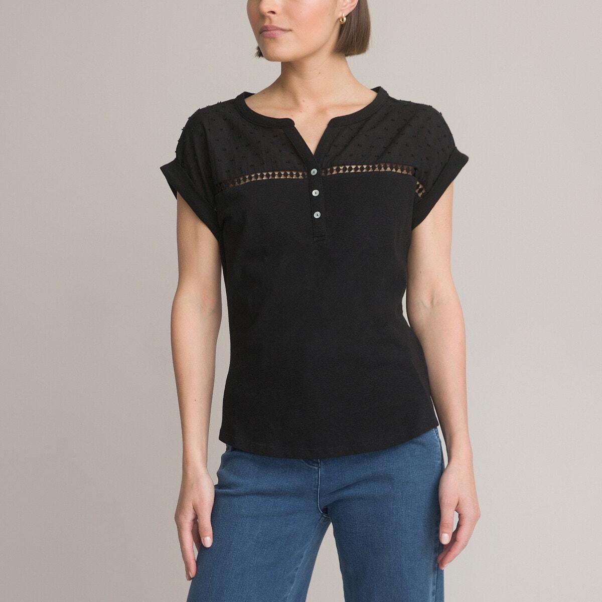 Βαμβακερή μπλούζα γυναικα   μπλούζες   πουκάμισα   t shirts