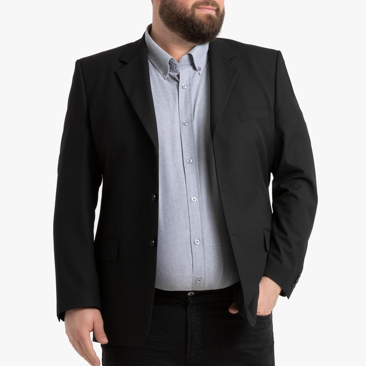 Mπλείζερ κοστουμιού ελαστικό, μήκους 2 ανδρασ   πανωφόρια   σακάκια