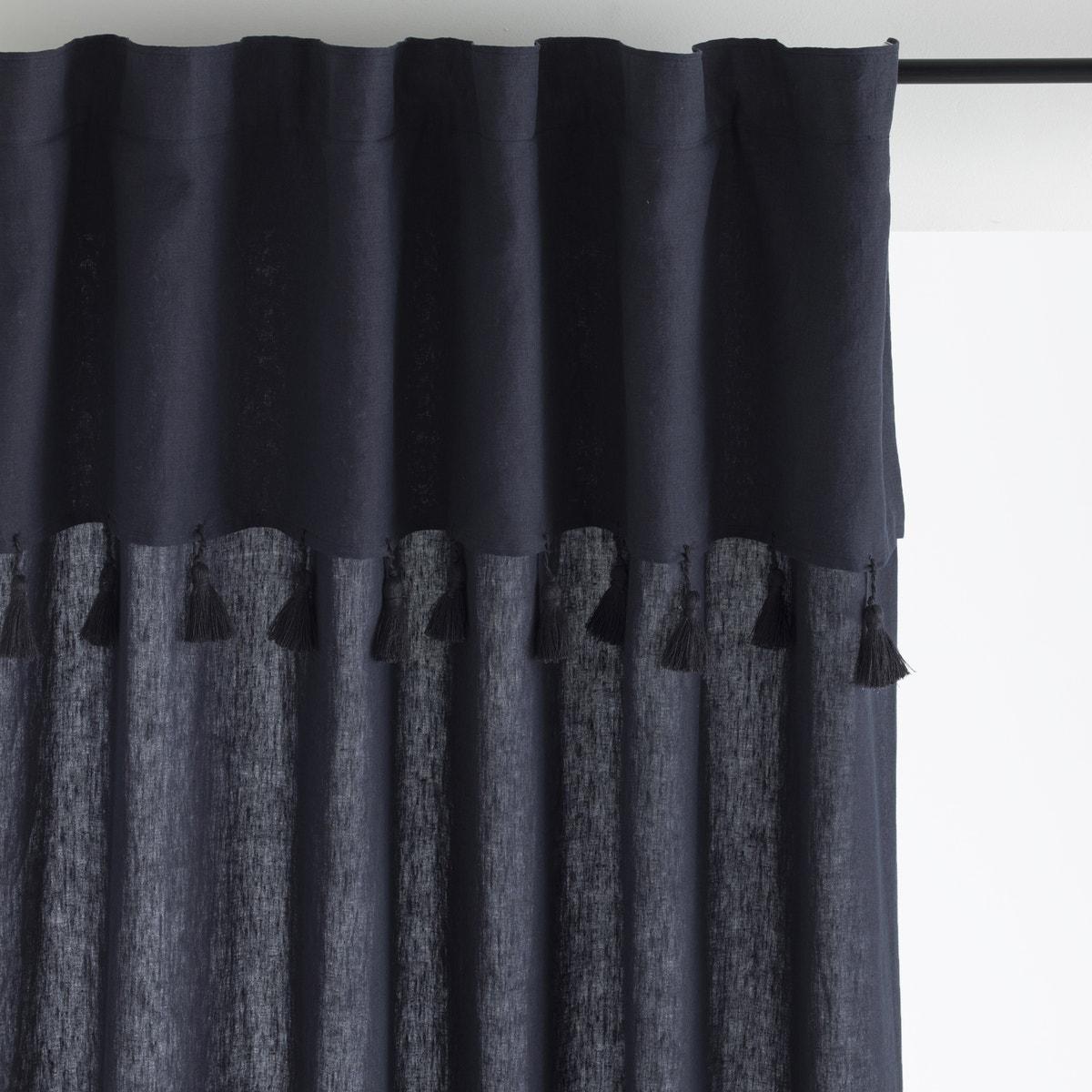 Ριντό από λινό Pimppola σπιτι   διακόσμηση   κουρτίνες ρόμαν