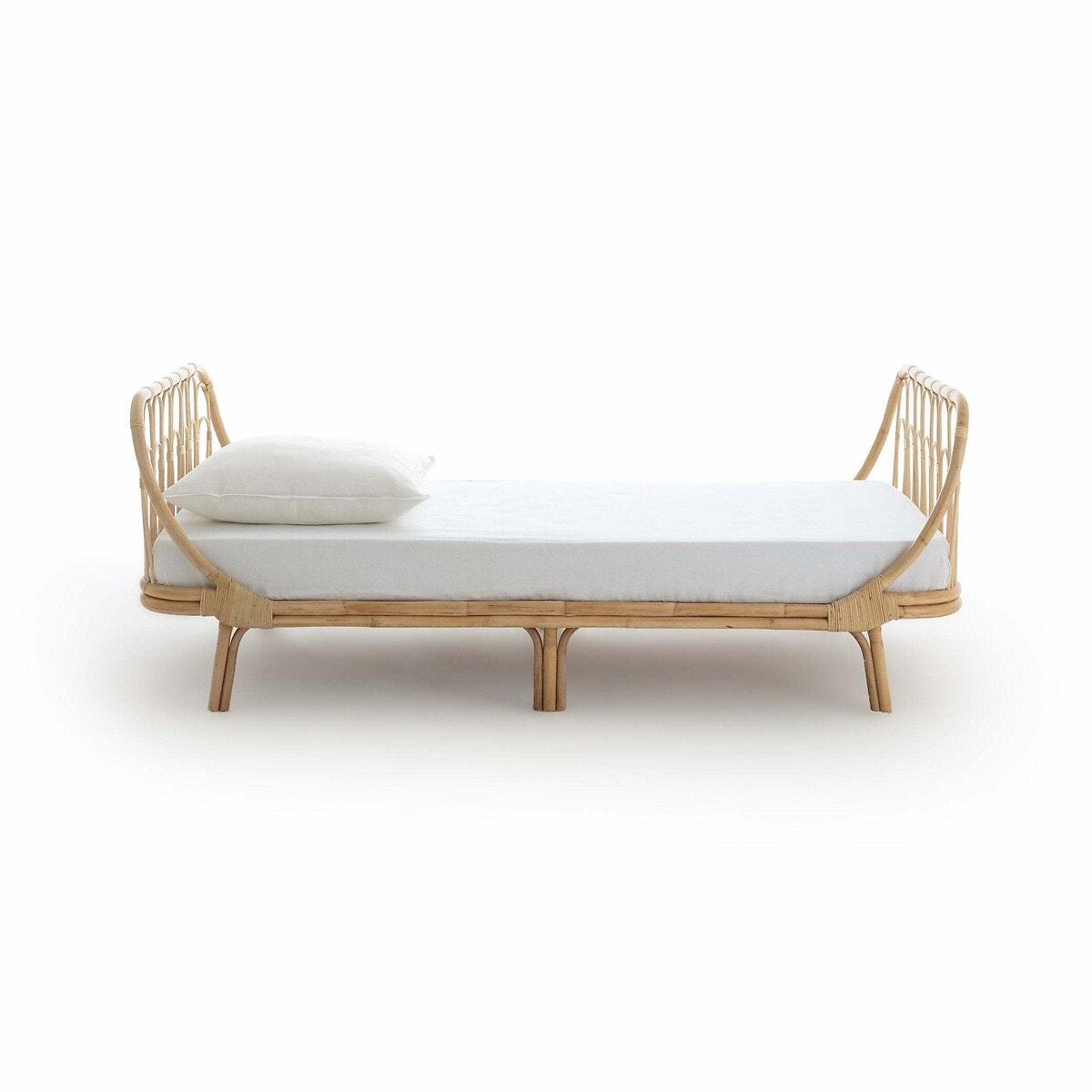 Παιδικό κρεβάτι από ρατάν, Meido