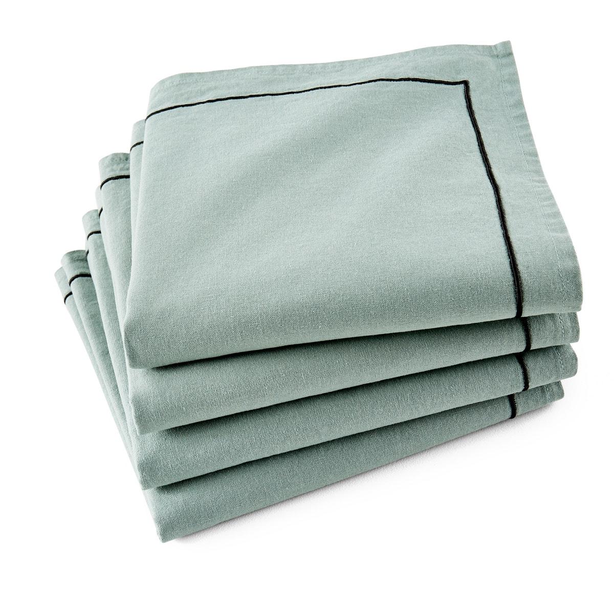 Σετ 4 πετσέτες φαγητού, Metis Bourdon