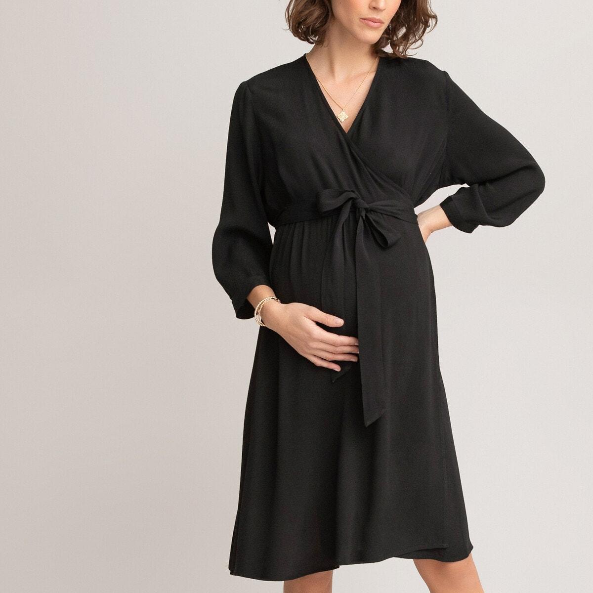 Κρουαζέ φόρεμα εγκυμοσύνης