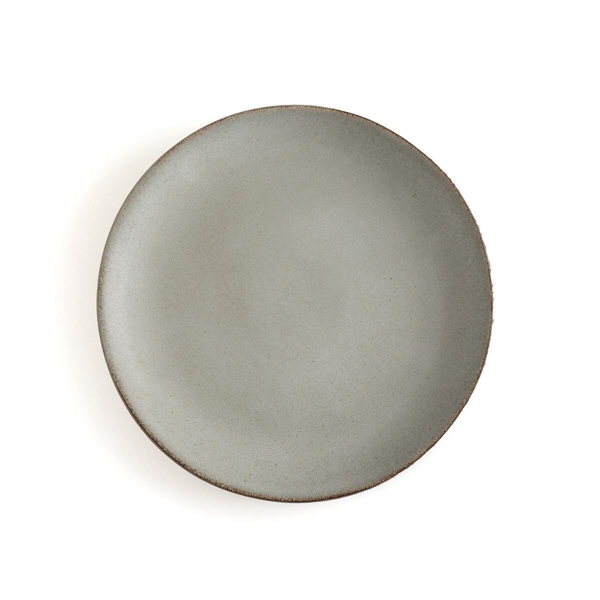 Σετ 4 κεραμικά ρηχά πιάτα, Leiria