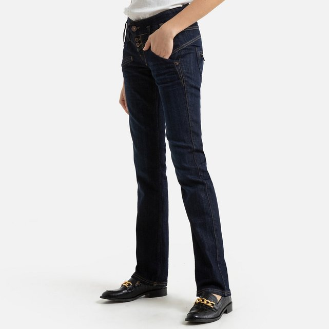 Regular Fit Straight Jeans
