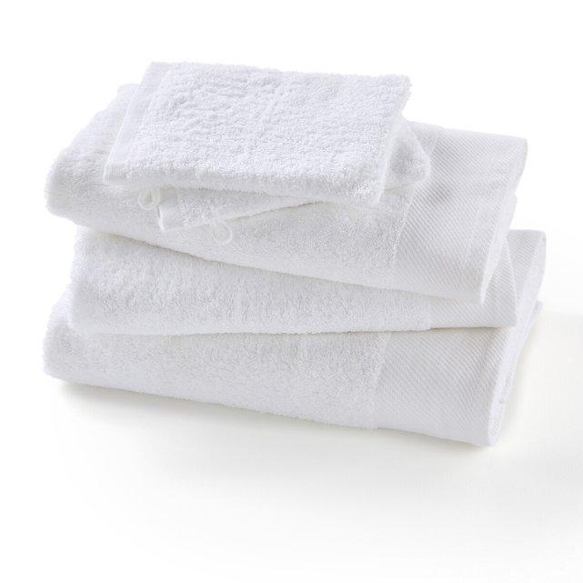 e292235fda3 Σετ 1 πετσέτα μπάνιου + 2 πετσέτες +2 γάντια   LaRedoute.gr