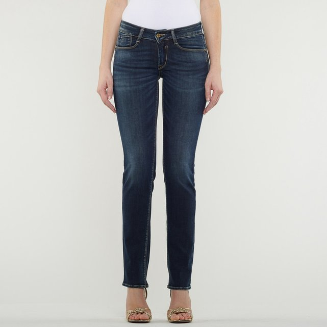 Pulp Straight Jeans in Organic Cotton
