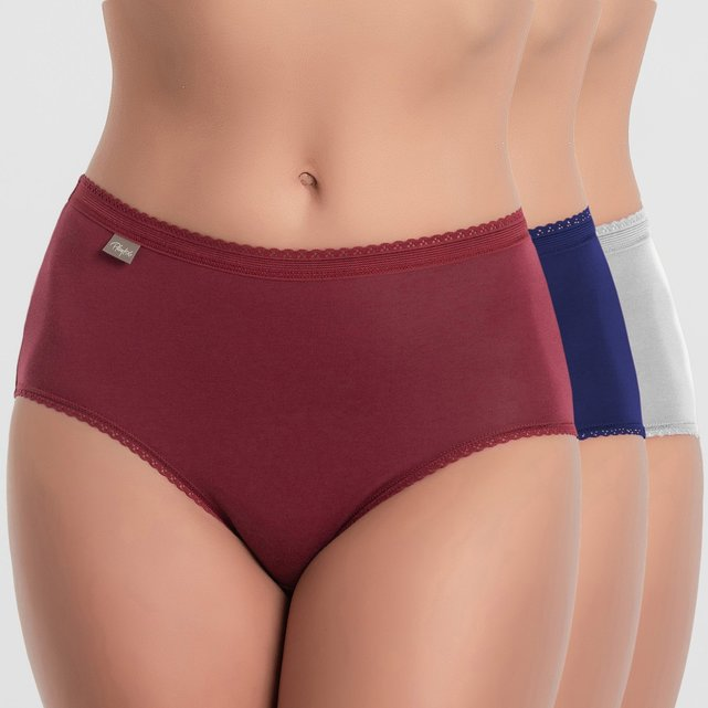 Pack of 3 Maxi Knickers
