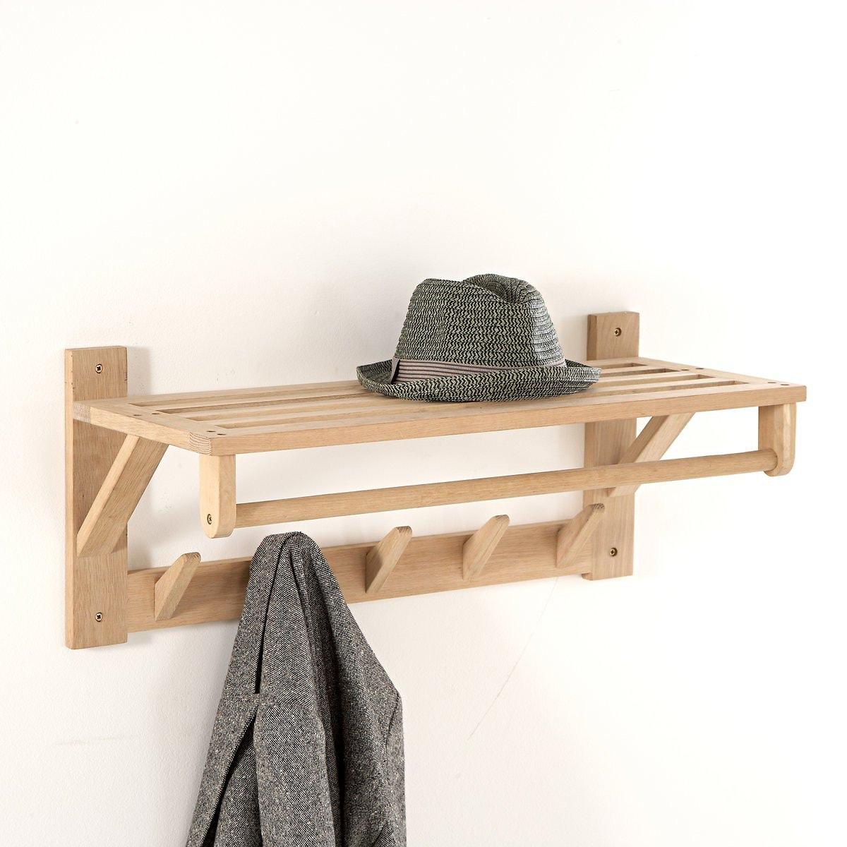 Κρεμάστρα τοίχου για παλτό και καπέλα Selfrid