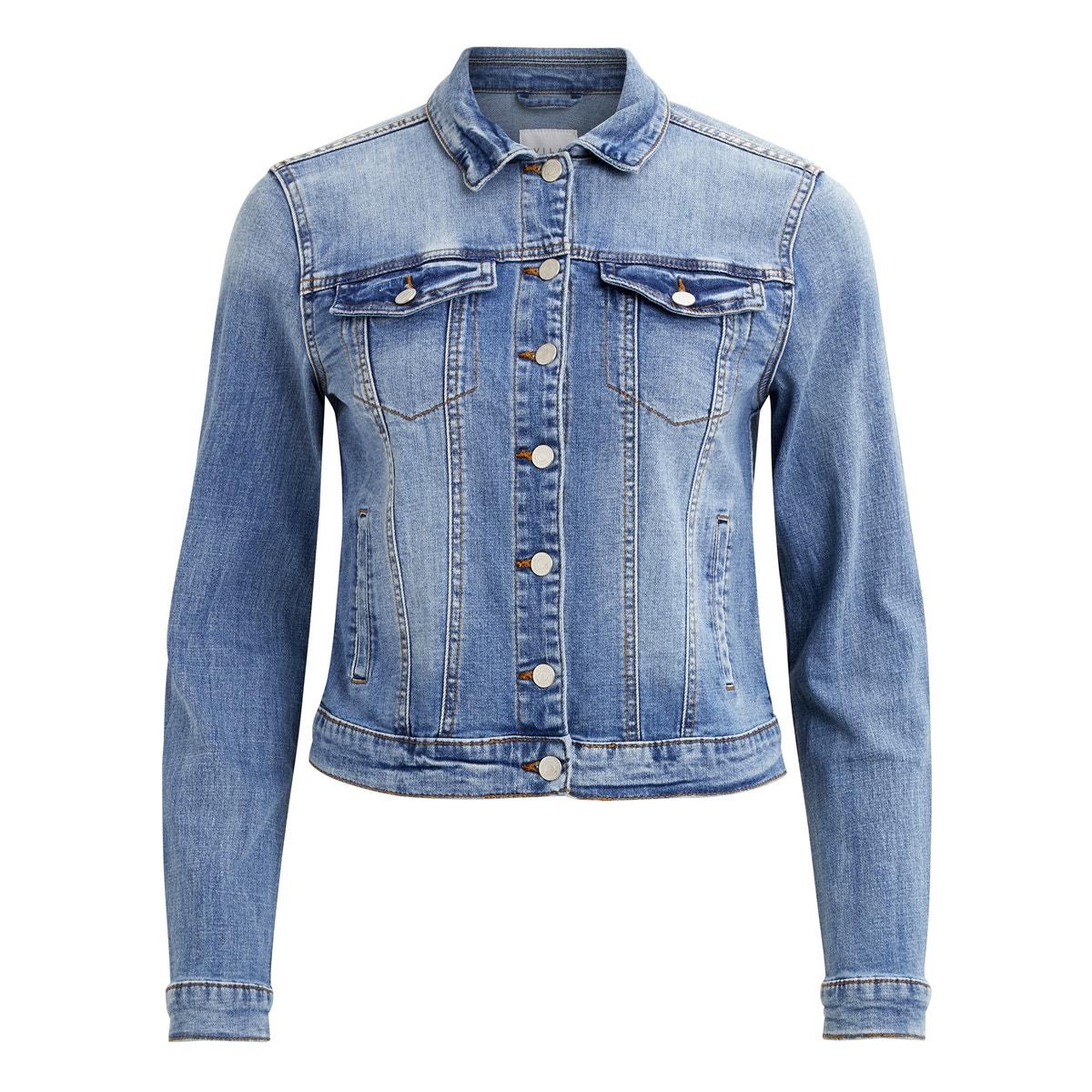 Jean Jacket σε ίσια γραμμή