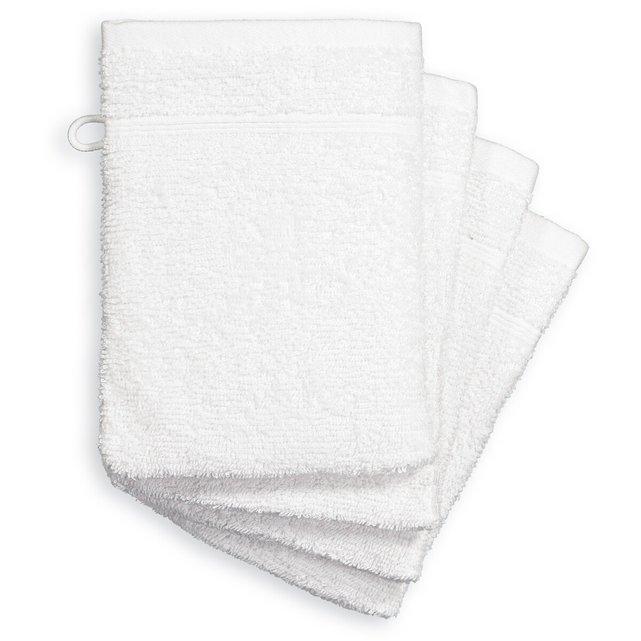 Γάντια μπάνιου (σετ των 4) 600 γρ. τ.μ.