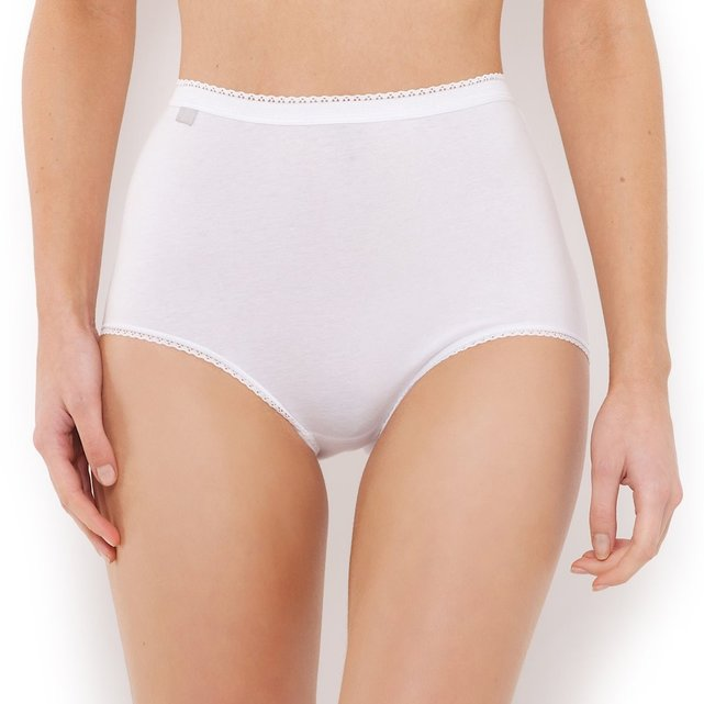 Pack of 2 Cotton Maxi Briefs