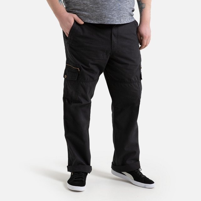 Combat-Style Trousers