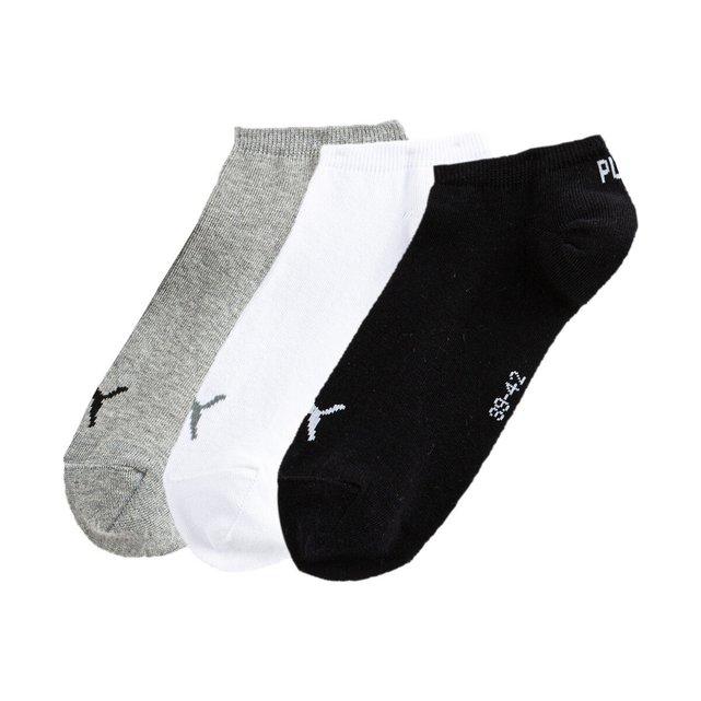 Σετ 3 ζευγάρια κάλτσες για άσκηση