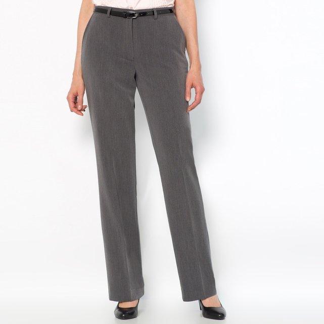 Ελαστικό ίσιο παντελόνι