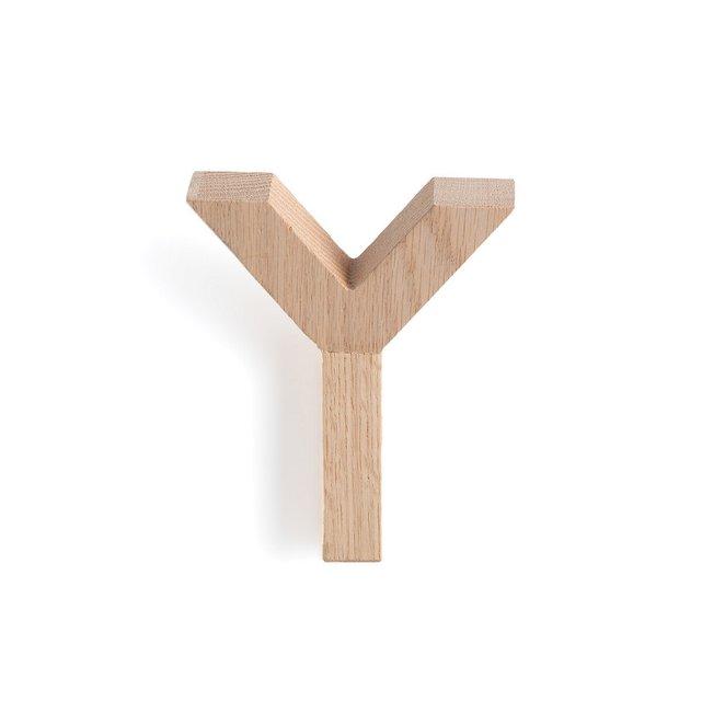 Επίτοιχη κρεμάστρα από ξύλο, Rama