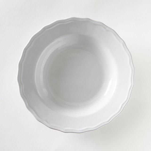 Πιάτα Σούπας Σετ Των 4 Ajila