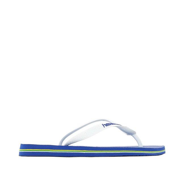 Brasil Logo Flip-Flops