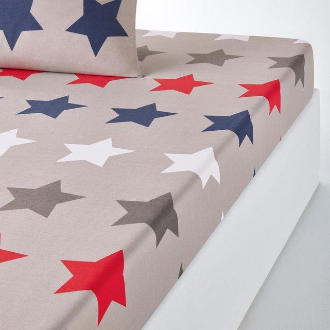 Σεντόνι με λάστιχο STARS