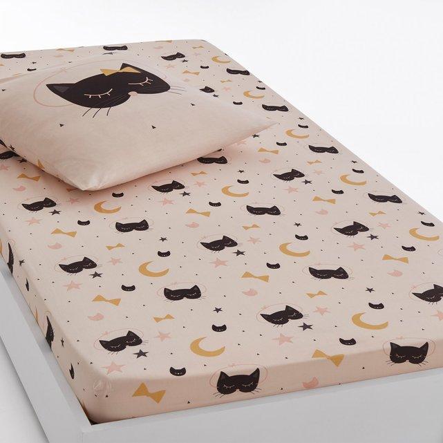 Σεντόνι με λάστιχο CAT OPERA