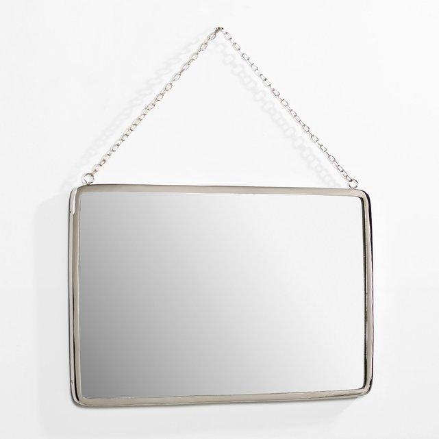 Ορθογώνιος καθρέφτης Barbier, Π50 x Ύ30 εκ.