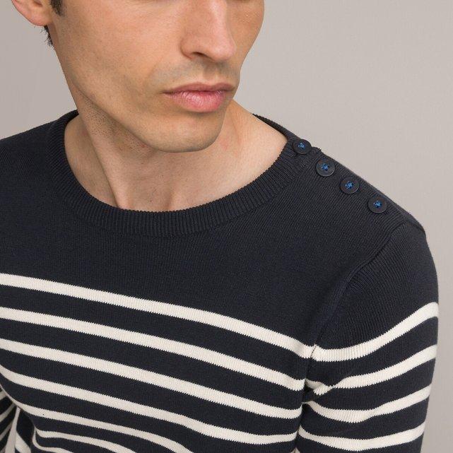 Breton πουλόβερ από οργανικό βαμβάκι