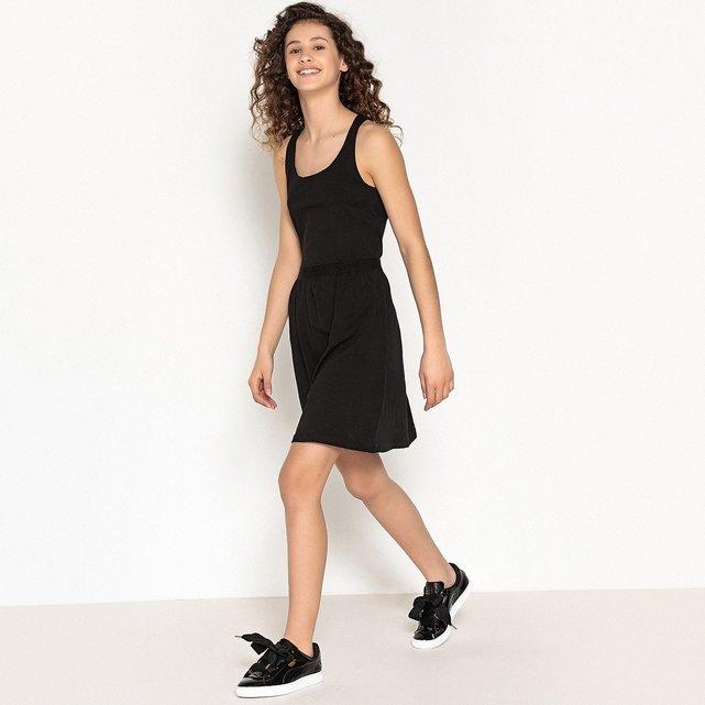 Φόρεμα κρουαζέ στην πλάτη, 10-16 ετών