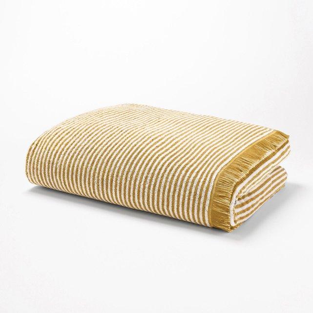 Ριγέ πετσέτα μπάνιου maxi