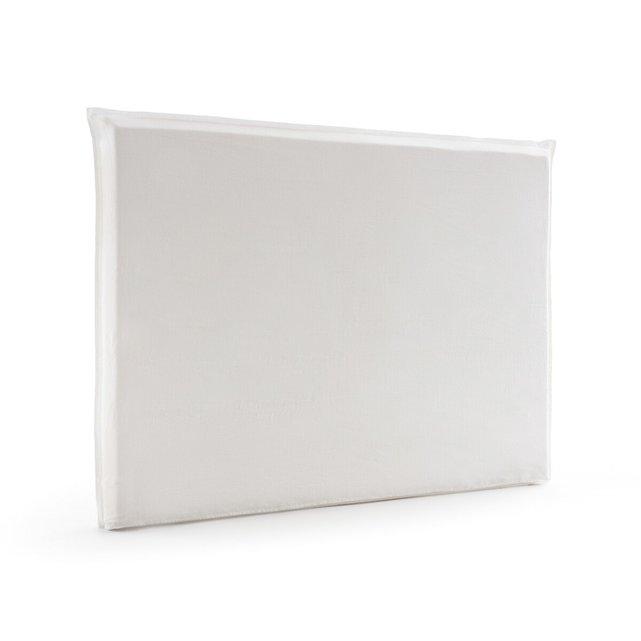 Προπλυμένο Λινό Κάλυμμα για Κεφαλάρι (Υ)135εκ, Sandor