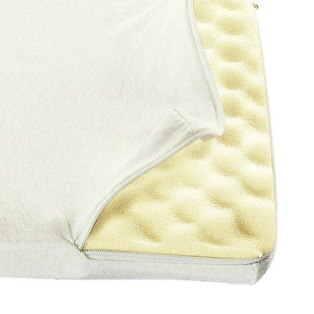 Jersey θήκη για Memory Foam Ανατομικό Στρώμα