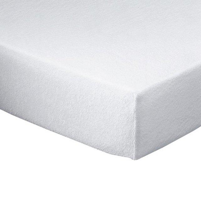 Αδιάβροχο προστατευτικό στρώματος, από βουρτσισμένη βαμβακοφανέλα.