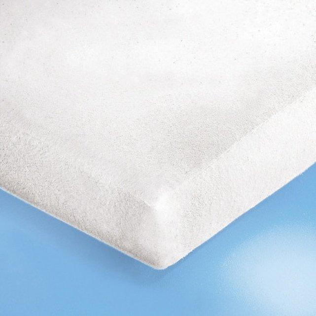 PVC-Coated Waterproof Flannelette Mattress Protect