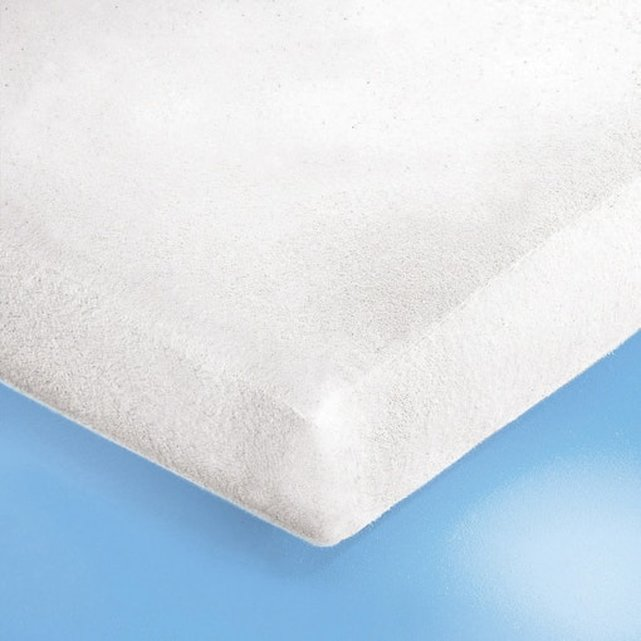 PVC-Coated Waterproof Flannelette Mattress Protect