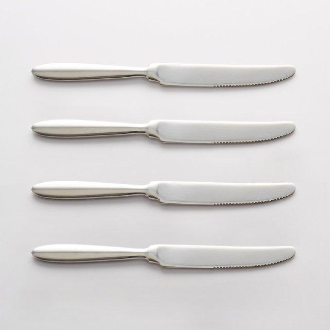 Μαχαίρια inox Rakinen, σετ 4 τεμαχίων
