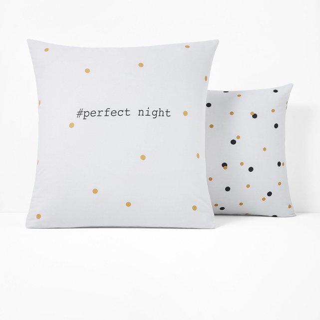 Εμπριμέ μαξιλαροθήκη, PERFECT NIGHT