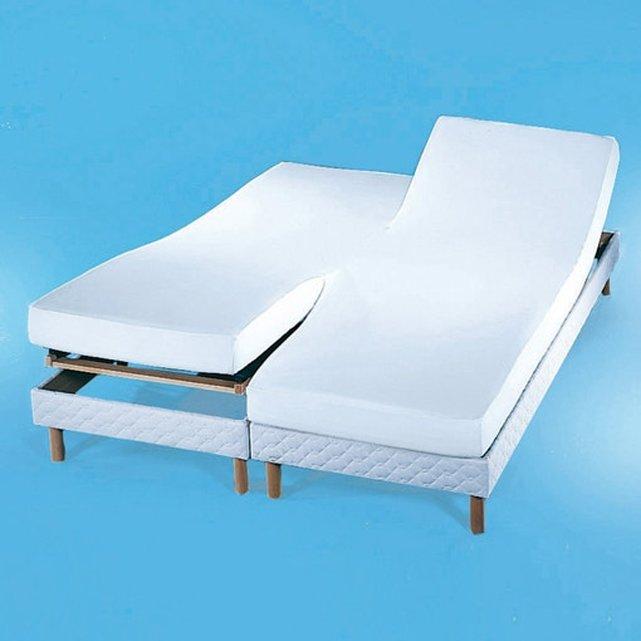 Αδιάβροχο προστατευτικό για διαιρούμενα στρώματα, με PVC