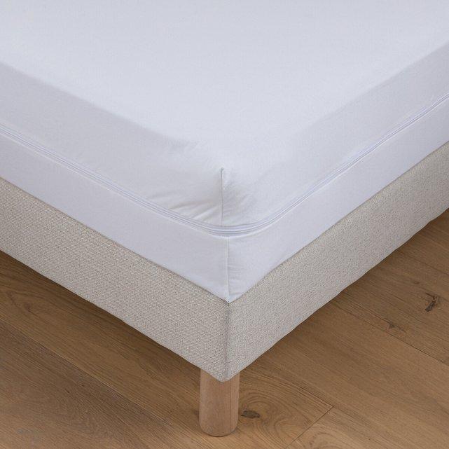 Αδιάβροχο προστατευτικό για στρώματα 16-20 εκ., με φερμουάρ