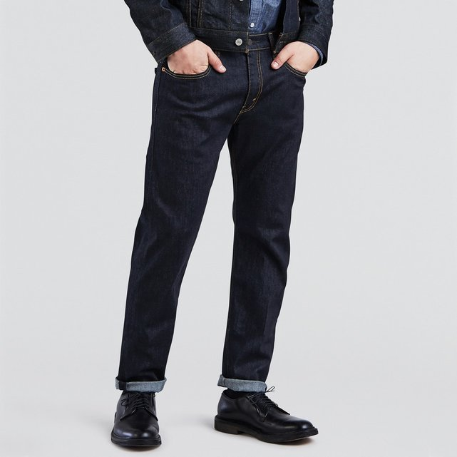 502 Regular Taper Straight Leg Denim Jeans