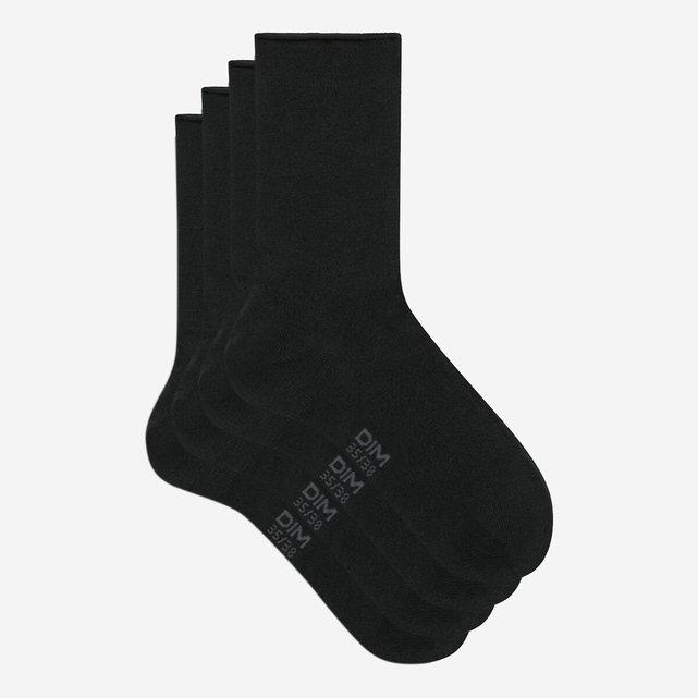 Σετ 2 ζευγάρια κάλτσες από μοντάλ
