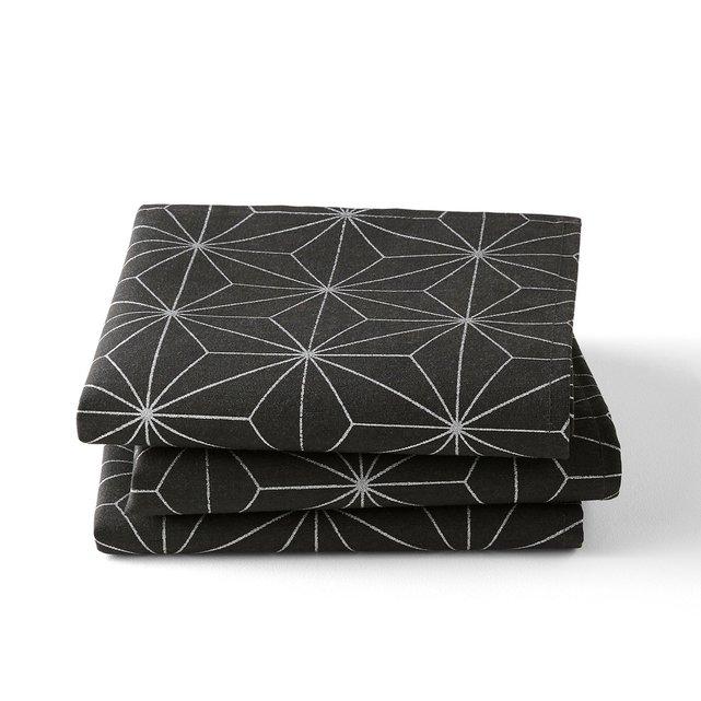 Πετσέτες τραπεζιού (σετ των 3) NORDIC STAR