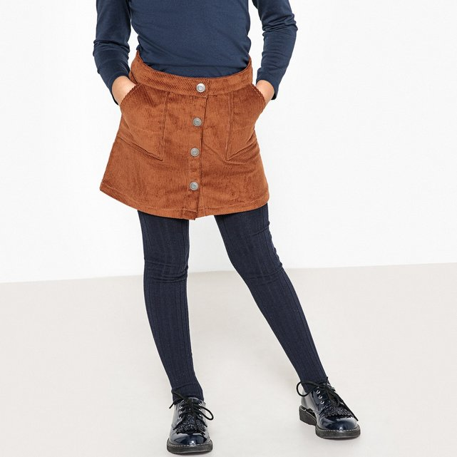 Κοτλέ φούστα, 3-12 ετών