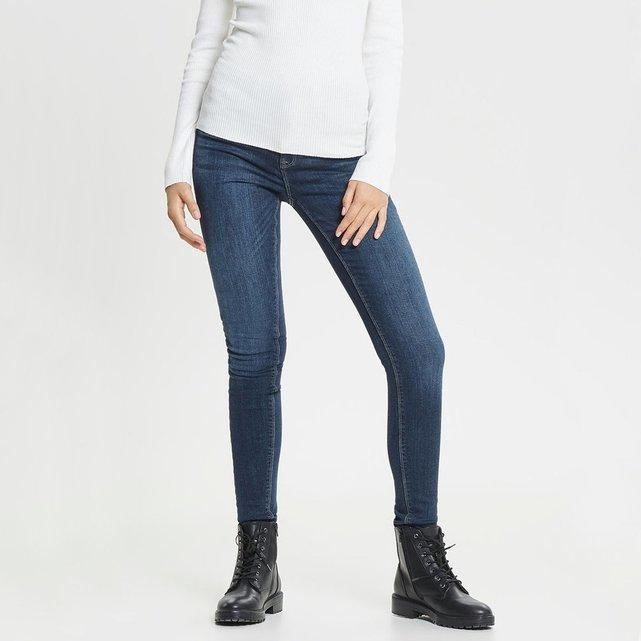 Ψηλόμεσο skinny τζιν, μήκος 30