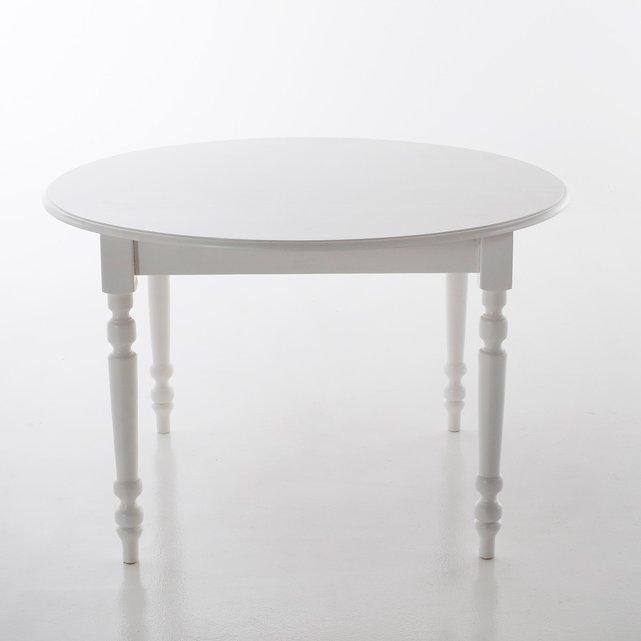 Στρογγυλό τραπέζι 4 ατόμων Authentic Style