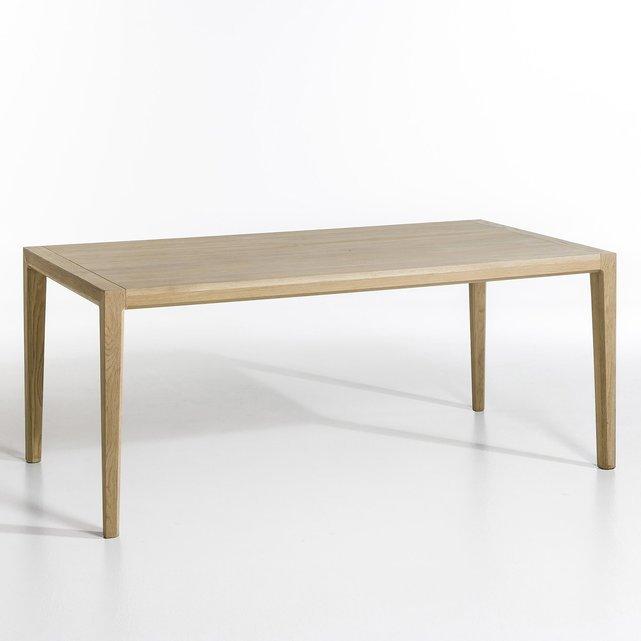 Ορθογώνιο τραπέζι Nizou από τον E. Gallina