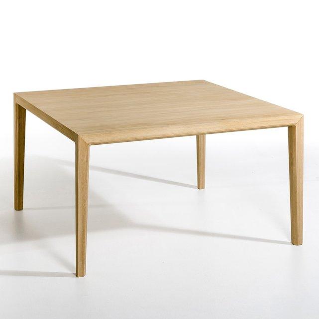 Τετράγωνο τραπέζι Nizou από τον E. Gallina