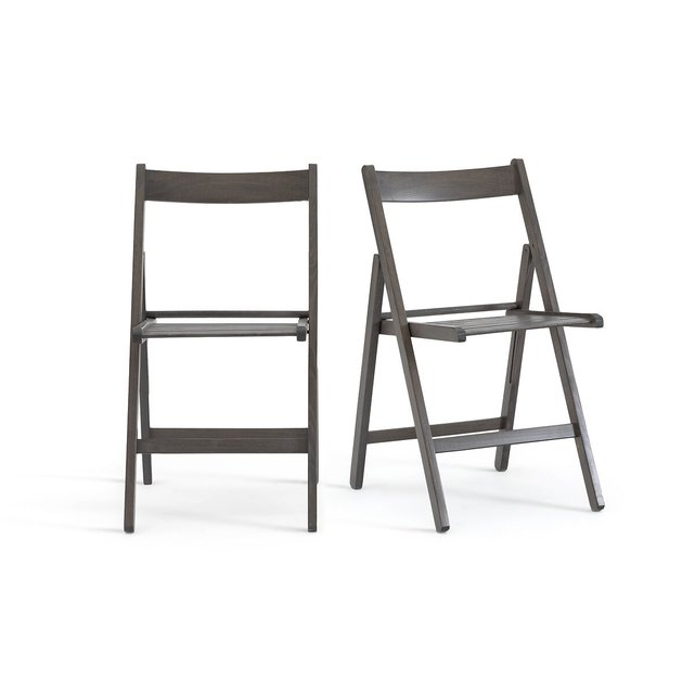 Πτυσσόμενη καρέκλα Yann (σετ των 2)