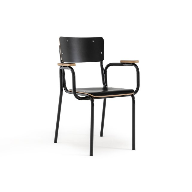 Καρέκλα σε σχολικό στυλ Hiba