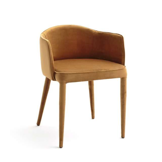 Βελούδινη καρέκλα Bristol